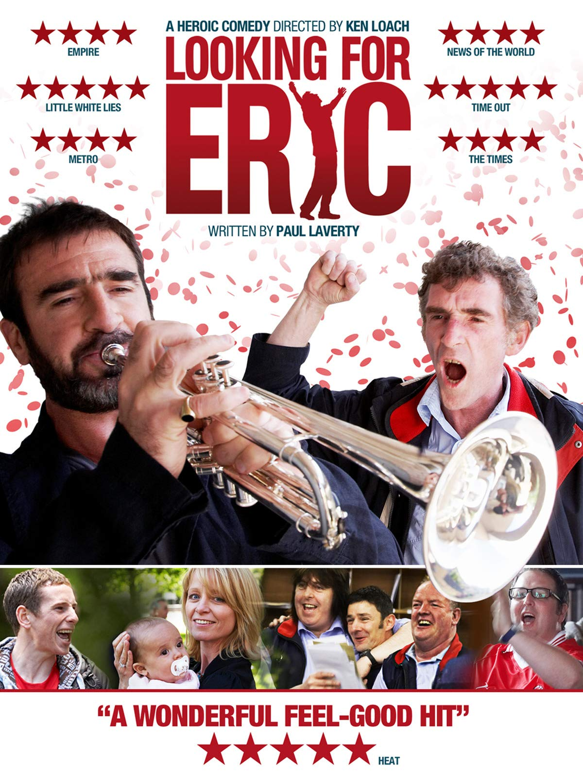 Looking for Eric on Amazon Prime Video UK