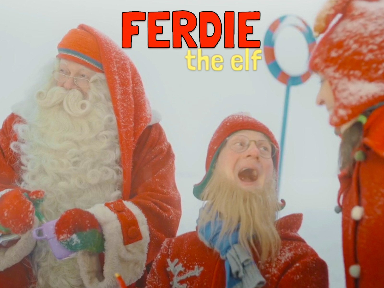 Ferdie the Elf - Season 1