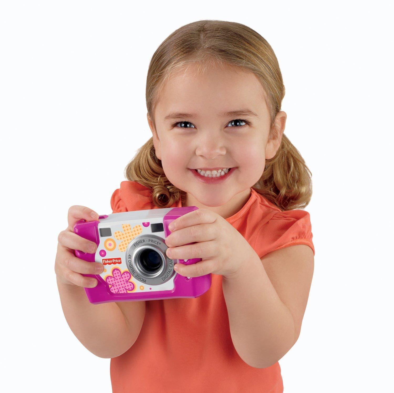 费雪Fisher-Price Kid-Tough 防摔儿童数码相机