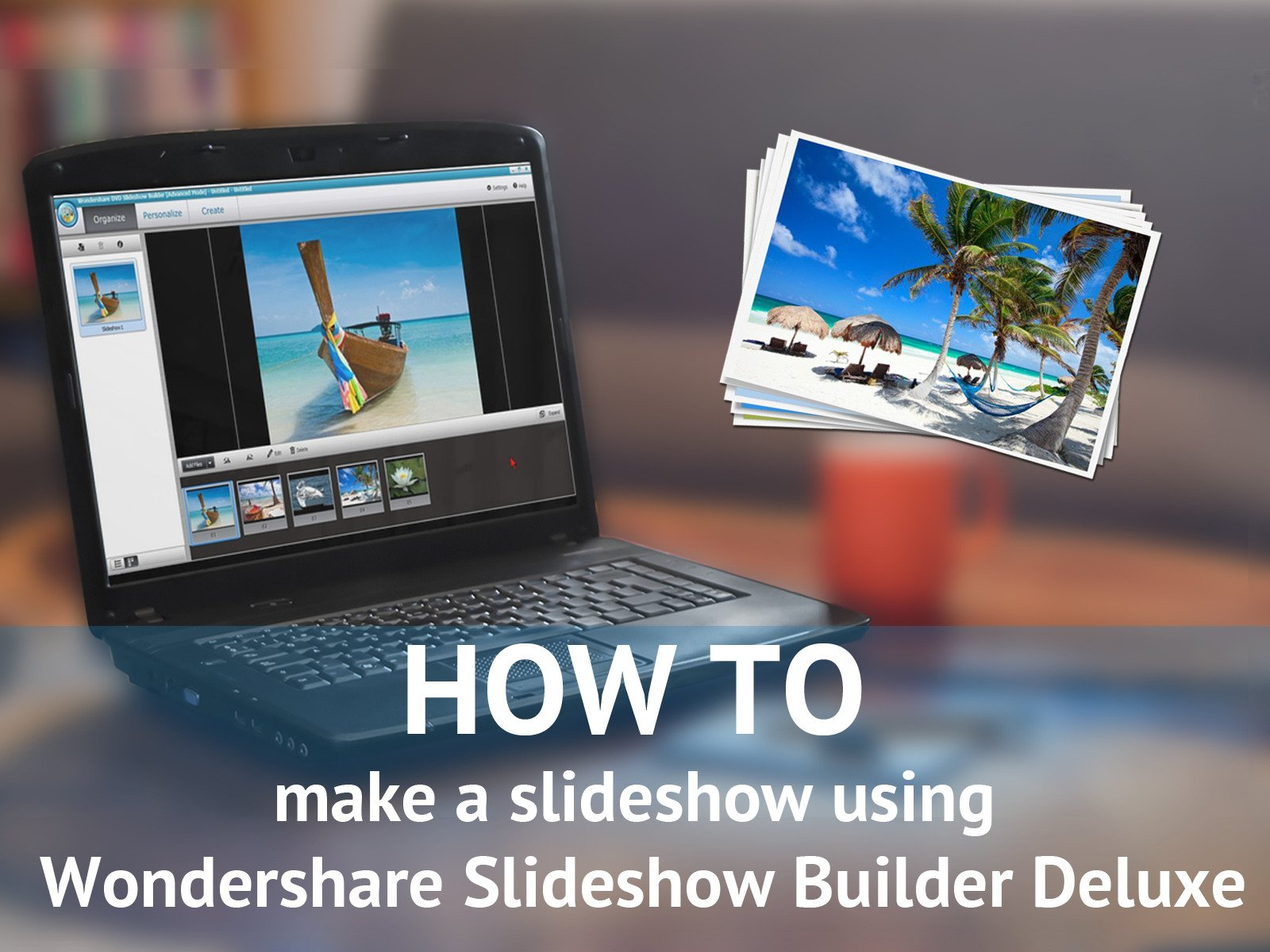 Make a slideshow in six easy steps - Season 1