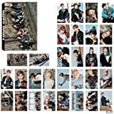 KPOP BTS Bangtan Boys In the Mood for Love Photo Postcard Lomo Cards Set Gift for A.R.M.Y (H20)