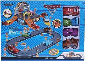 super parking lot assembly construction games toys for kids car game for children