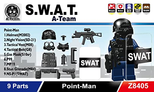 Swat Team Gear Swat Team Point Man