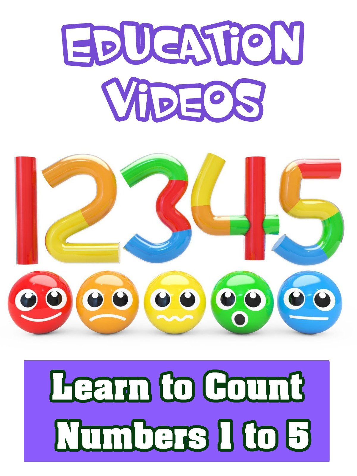 Learn to Count Numbers 1 to 5