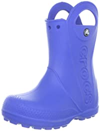 Crocs Kids Handle It Rain Boot Wellingtons