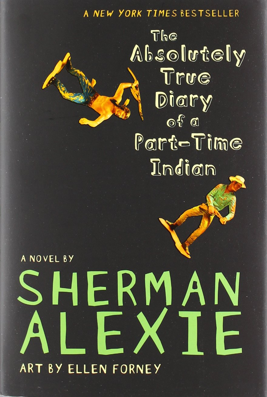 The Absolutely True Diary of a Part-Time Indian ISBN-13 9780316013680