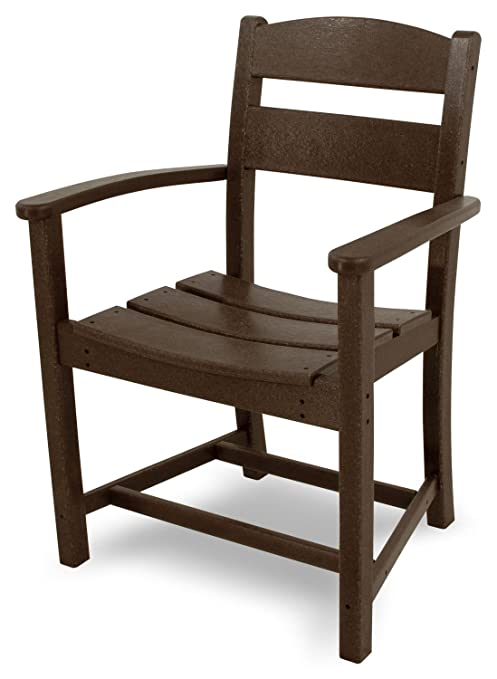 Ivy Terrace IVTD210MA Classics Dining Arm Chair, Mahogany