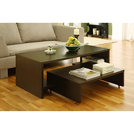 Metro Shop Furniture of America 2-in-1 Coffee Table