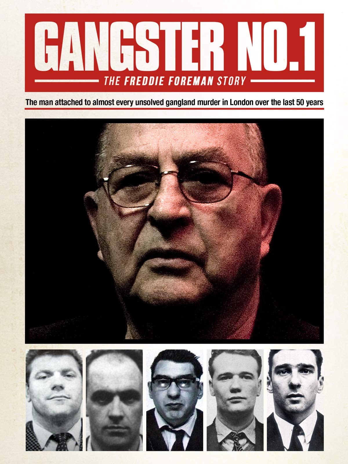 Gangster No 1 - The Freddie Foreman Story