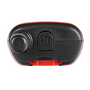 Motorola Talkabout T265 Rechargeable Two-Way Radio Bundle - Orange (Color: White, Tamaño: 2 Pack)