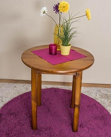 Tisch 70x70 cm, Farbe: Eiche