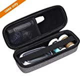 Aproca Hard Carry Travel Case for Keto-Mojo Blood Ketone Test Strips Precision Measurement