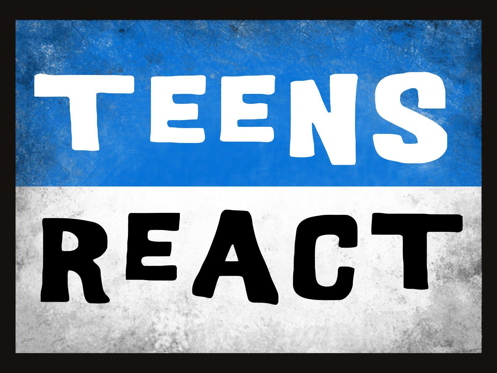 Teens React on Amazon Prime Video UK