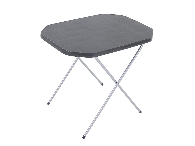 Dajar Ess/Klapp Tisch, anthrazit / grau