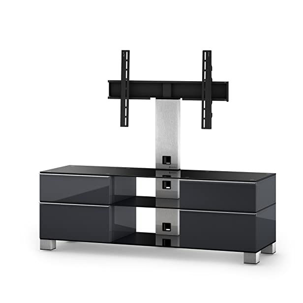 'SONOROUS MD 8240-INX B GRP TV di mobili per 60TV