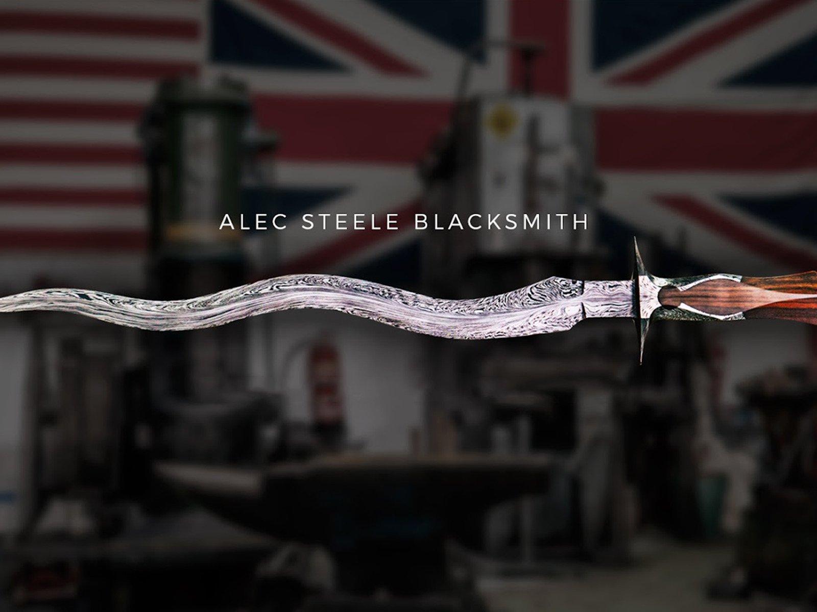 Alec Steele - Season 1
