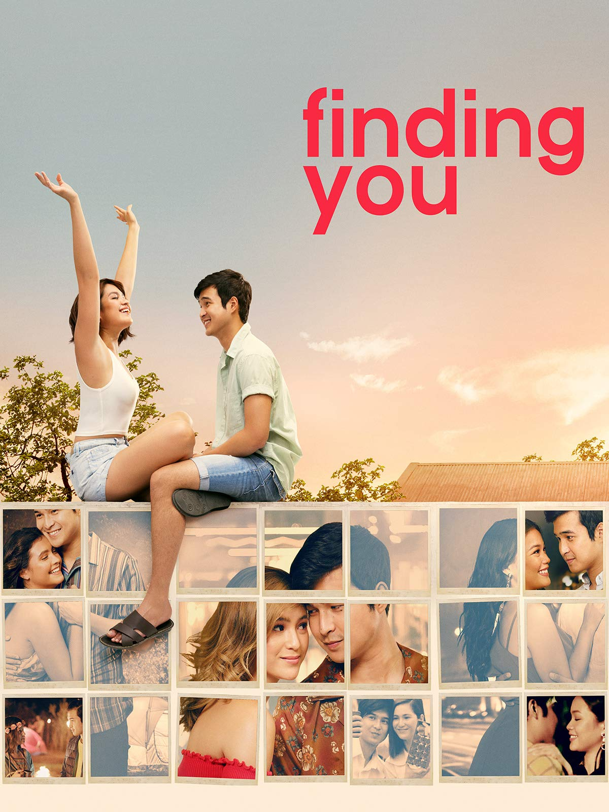 Finding You on Amazon Prime Video UK