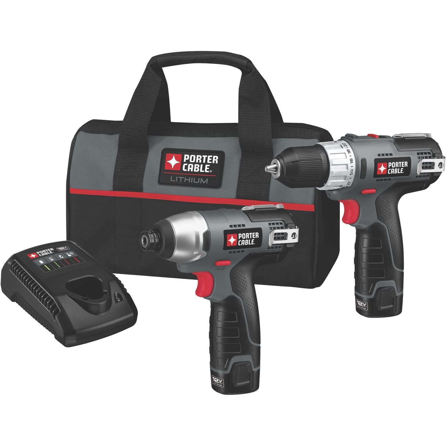 Lowe S Lowes Porter Cable 12v Compact Duo Impact