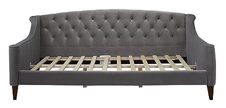 "Jennifer Taylor Sofa Bed, 85 by 44 by 34"", Grey"