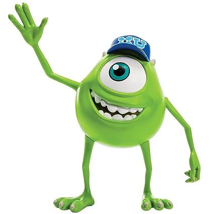 Monsters University – Scare Students – Bob – Figurine 10cm (Import Royaume-Uni)