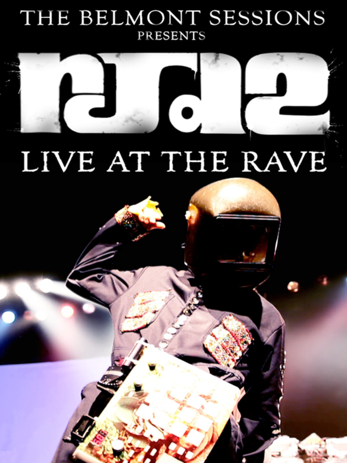 RJD2: Live at The Rave on Amazon Prime Video UK