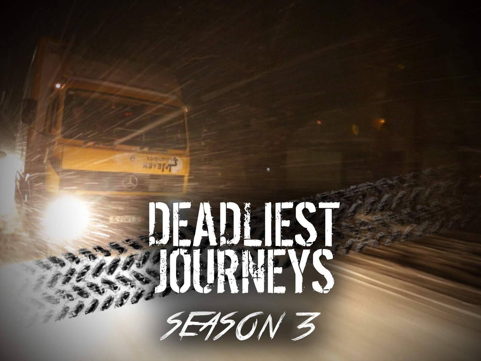 Deadliest Journeys on Amazon Prime Video UK