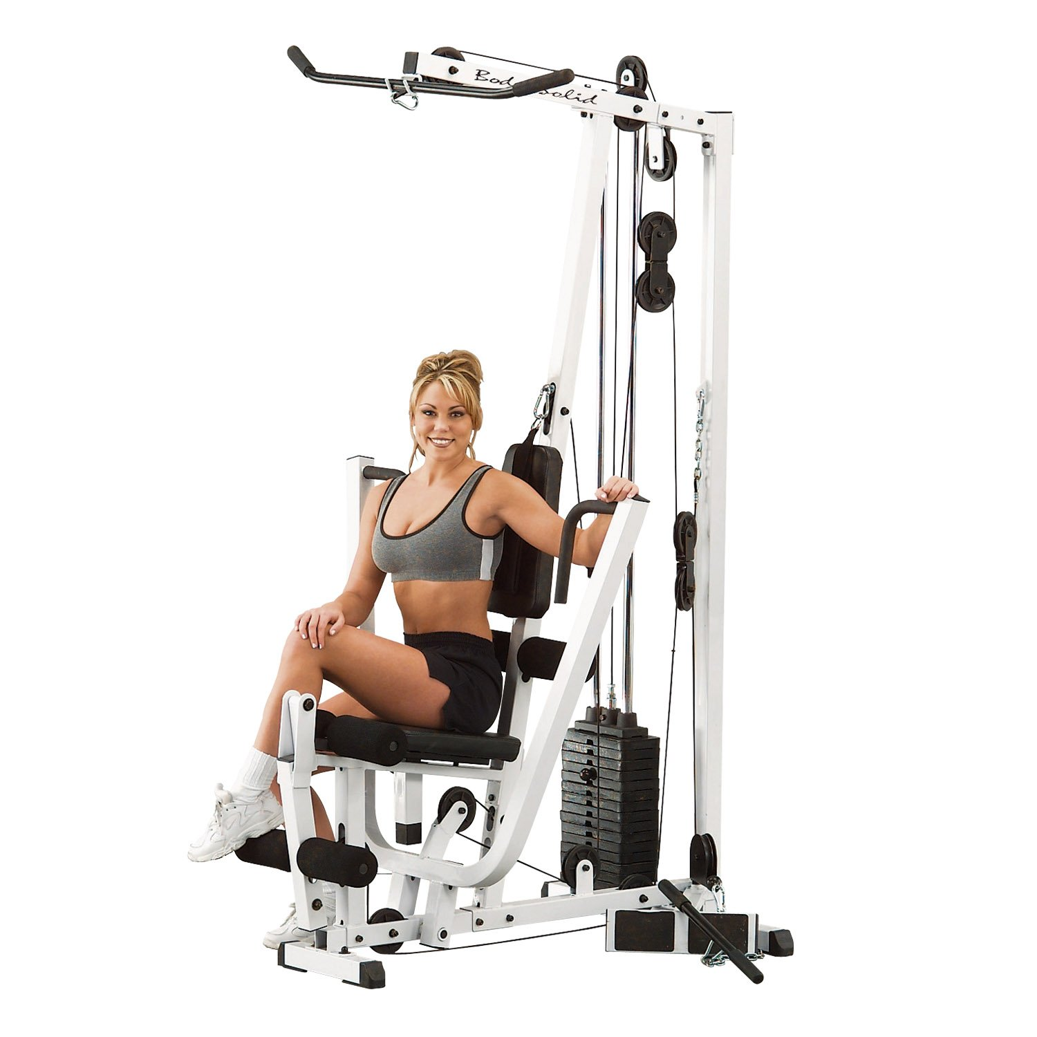 Body Solid EXM1500S Single Stack Home Gym Review