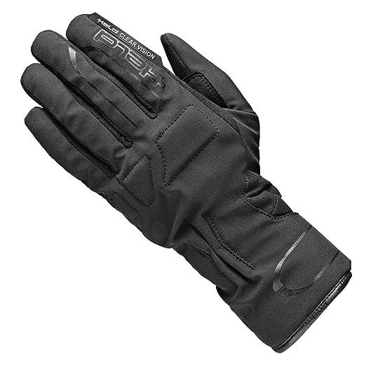 Gants moto HELD toeno 2507WP-noir petit noir - Noir