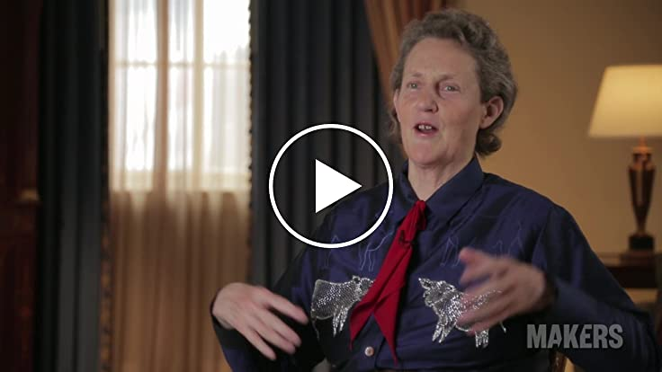 Temple Grandin: 'I'm an anthropologist from Mars'
