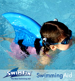 SwimFin Kids Training Float