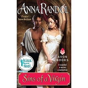 Sins of a Virgin by Anna Randol