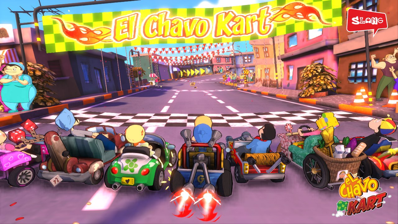EL Chavo Kart XBOX360-P2P