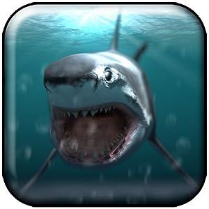 shark bite interactive live wallpaper