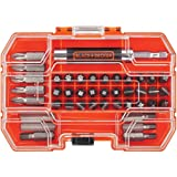 BLACK+DECKER BDA42SD 42-Piece Standard Screwdriver Bit Set