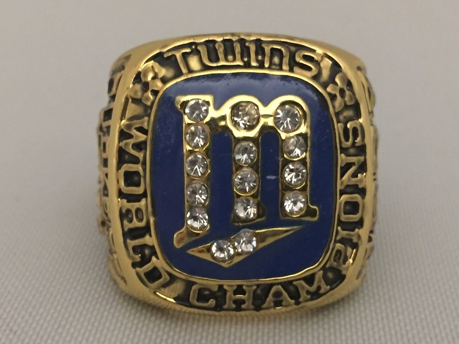 Minnesota Twins Replica Ring