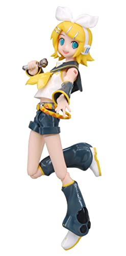 Vocaloid : Rin Kagamine Figma Action Figure