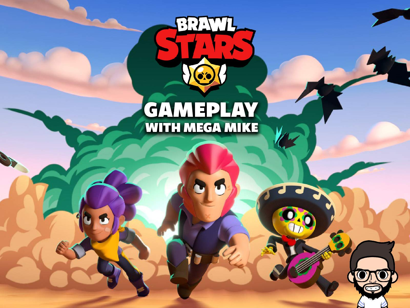 Brawl Stars Gameplay With Mega Mike on Amazon Prime Instant Video UK