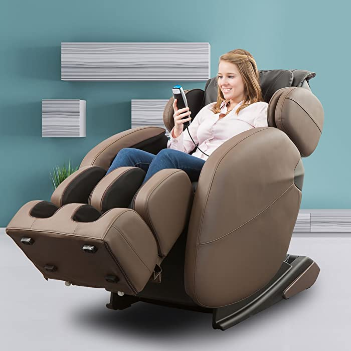 heated therapy massage chair