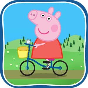 Peppa's Bicycle by Yozh Studio