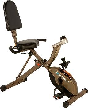 Exerpeutic 525XLR Folding Exercise Bike