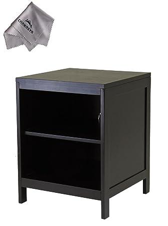 Hailey TV Stand, Modular, Open shelf, SmallWith Chanasya Polish Cloth
