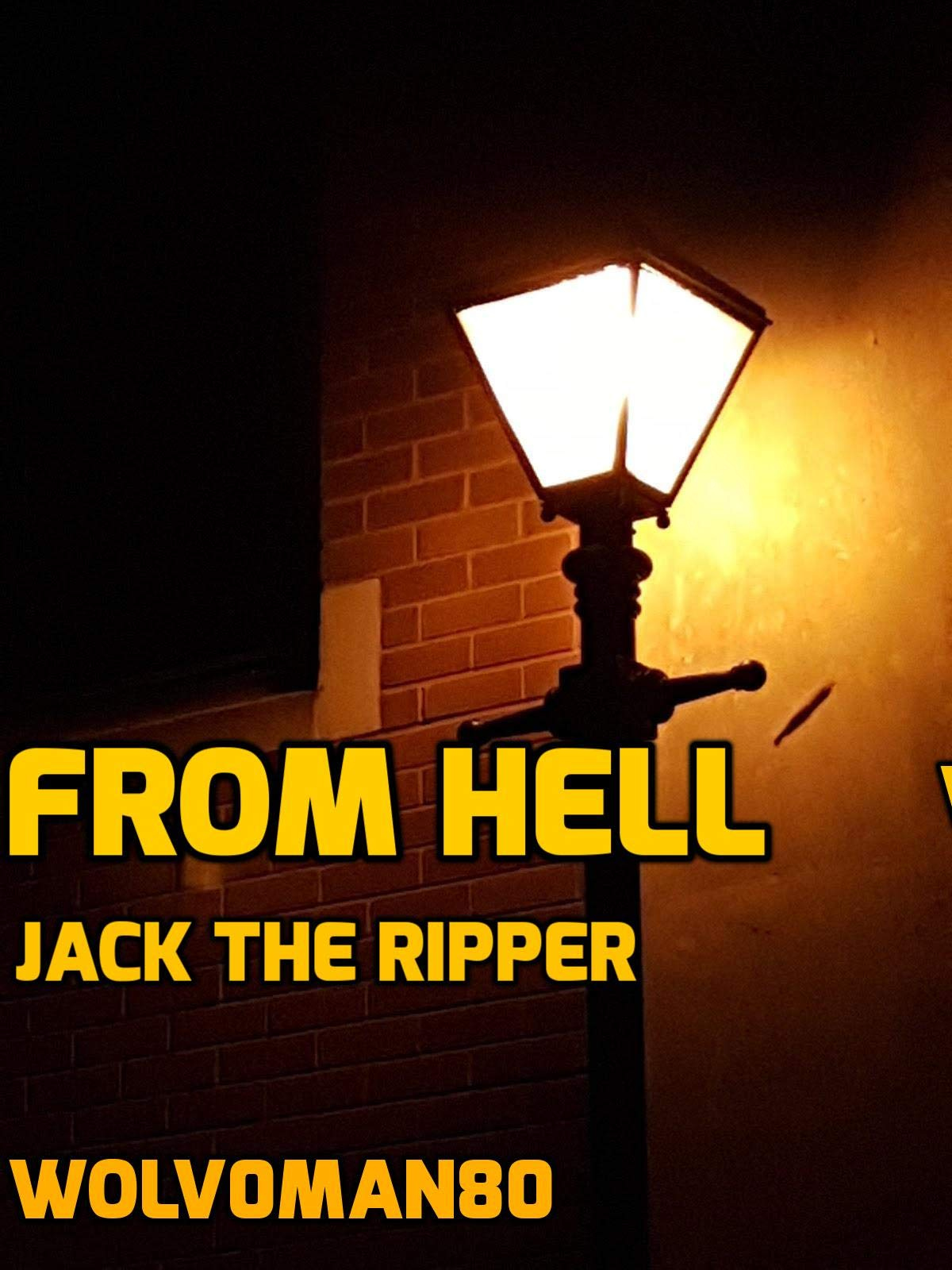 From Hell : Jack the Ripper on Amazon Prime Video UK