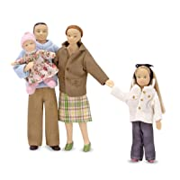 Doll Family for Dollhouse