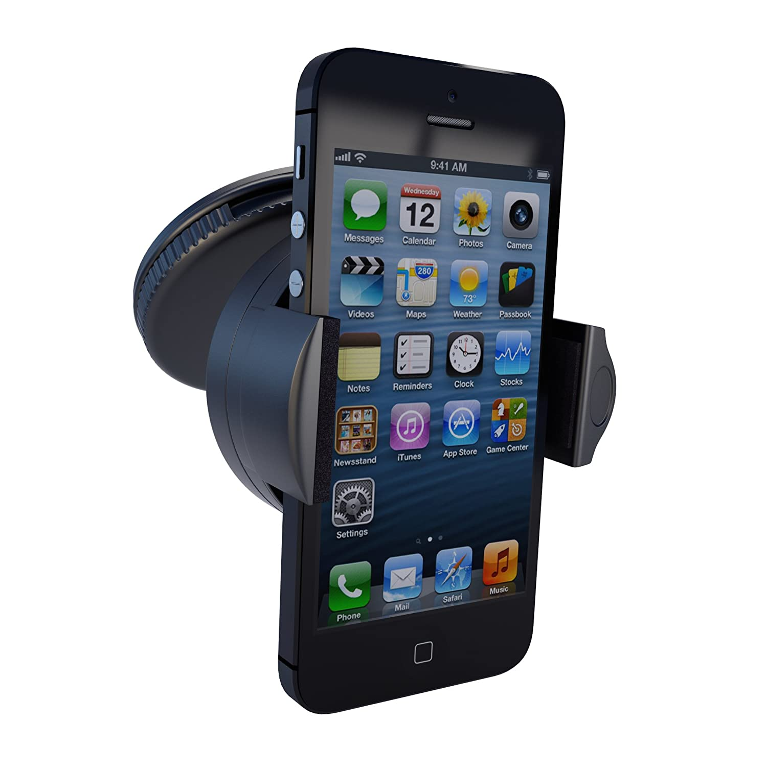 vehicle cell phone holder