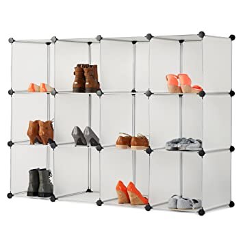 rangement chaussure modulable