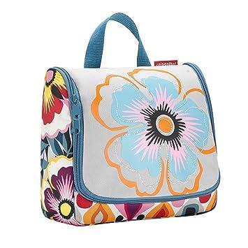 Multicolore Mr /& Mrs Clynk Trousse Fleurs Blanches 5 cm 18 x 5 x 3