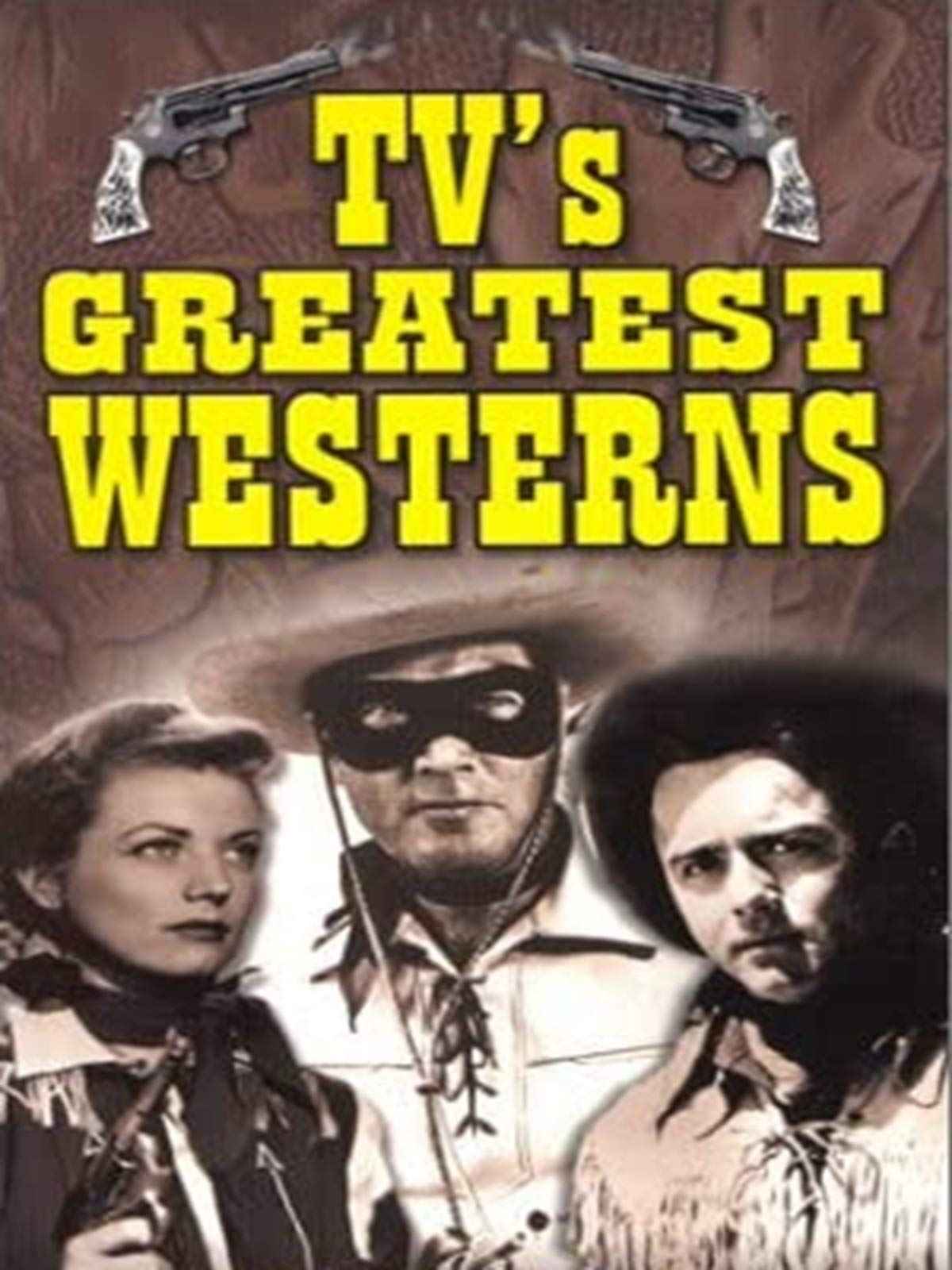 TVs Greatest Westerns on Amazon Prime Video UK