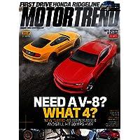 4-Year Motor Trend Magazine Subscription