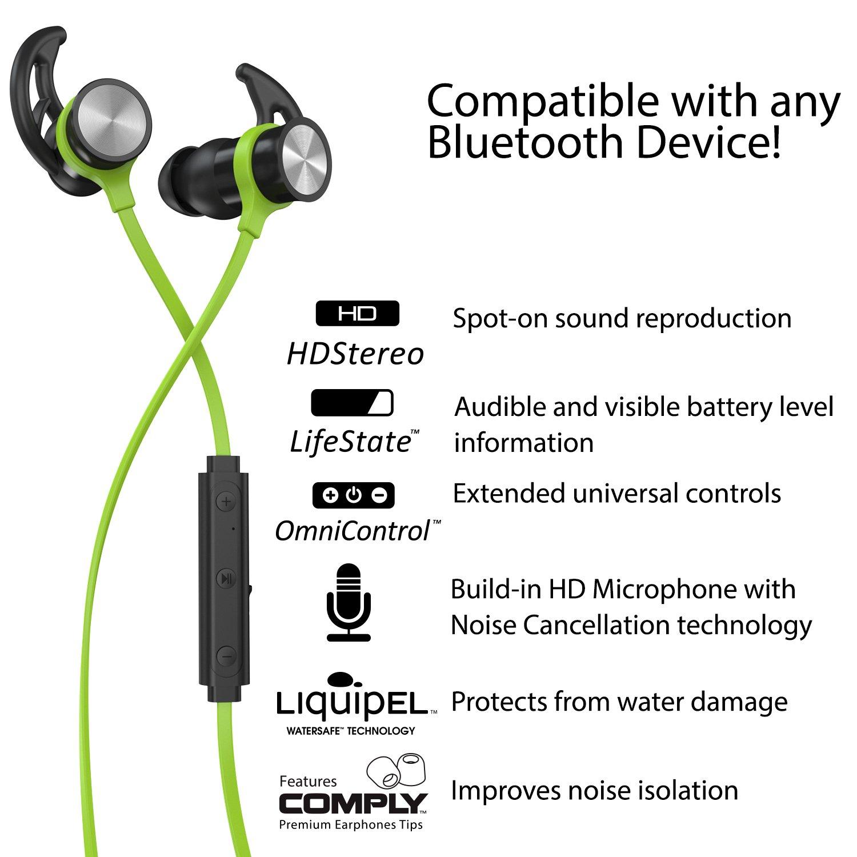 Best Bluetooth Headphones for Runing