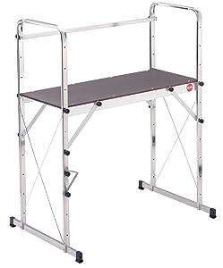 HAILO 9470001 Arbeitsbühne 1m, mit Treppenverstellung  BaumarktKundenbewertung und Beschreibung